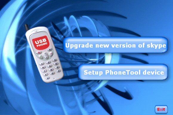 Skype-Phone USB 2.0 1